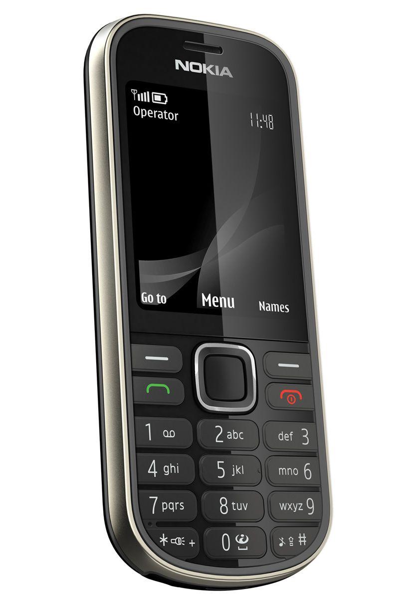 Slik ser Nokia 3720 classic ut. (Foto: Nokia)