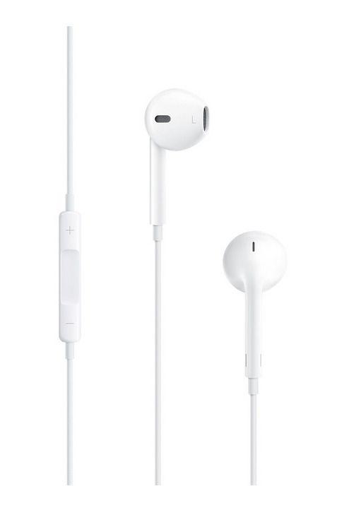 Disse hvite øreproppene følger med hvis du kjøper en ny iPhone.Foto: Apple