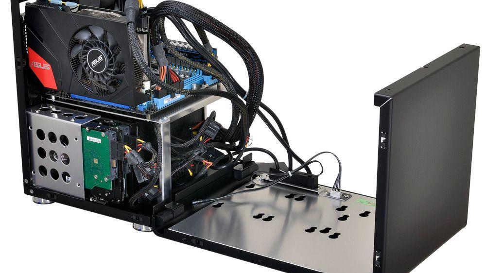 Lian Li slipper nytt mini-ITX-kabinett for entusiaster