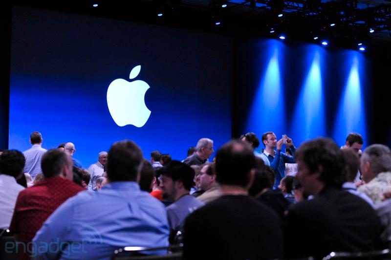 Salen fylles.Foto: Engadget.com