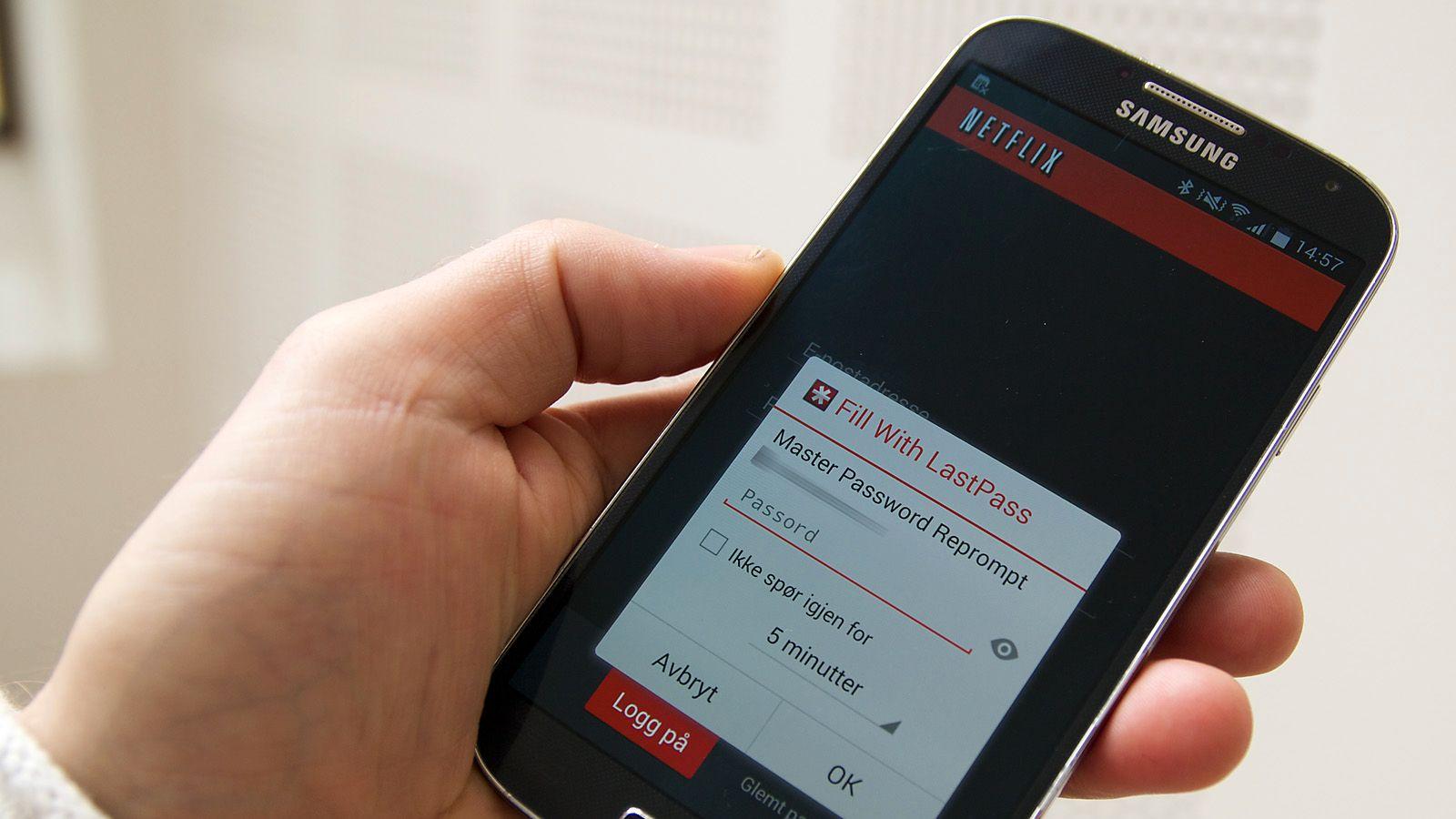Appen som fyller ut passordene har blitt smartere