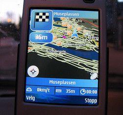 Nokia Maps får blant annet bedre områdesøk. (Foto: Marius Valle)