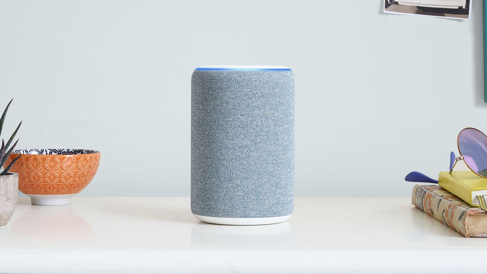Nye Amazon Echo.