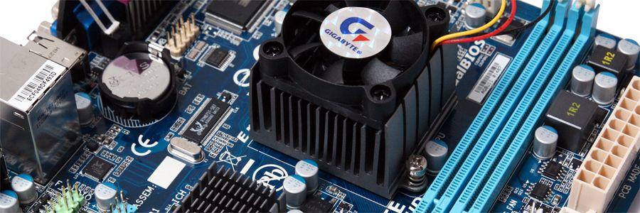 Gigabyte GA-D525TUD - Kompakt og billig