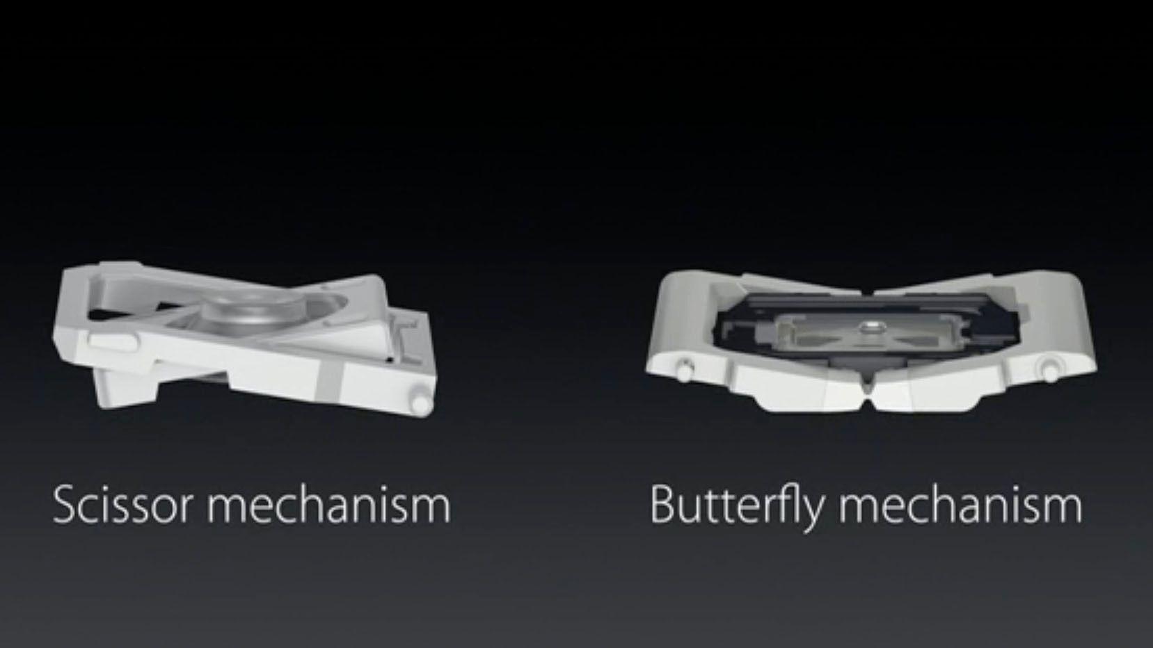 Sommerfuglmekanismen overtok for et tastatur vi testere ofte omtalte som det beste på markedet. Siden har det ikke vært like rosenrødt for Apple.