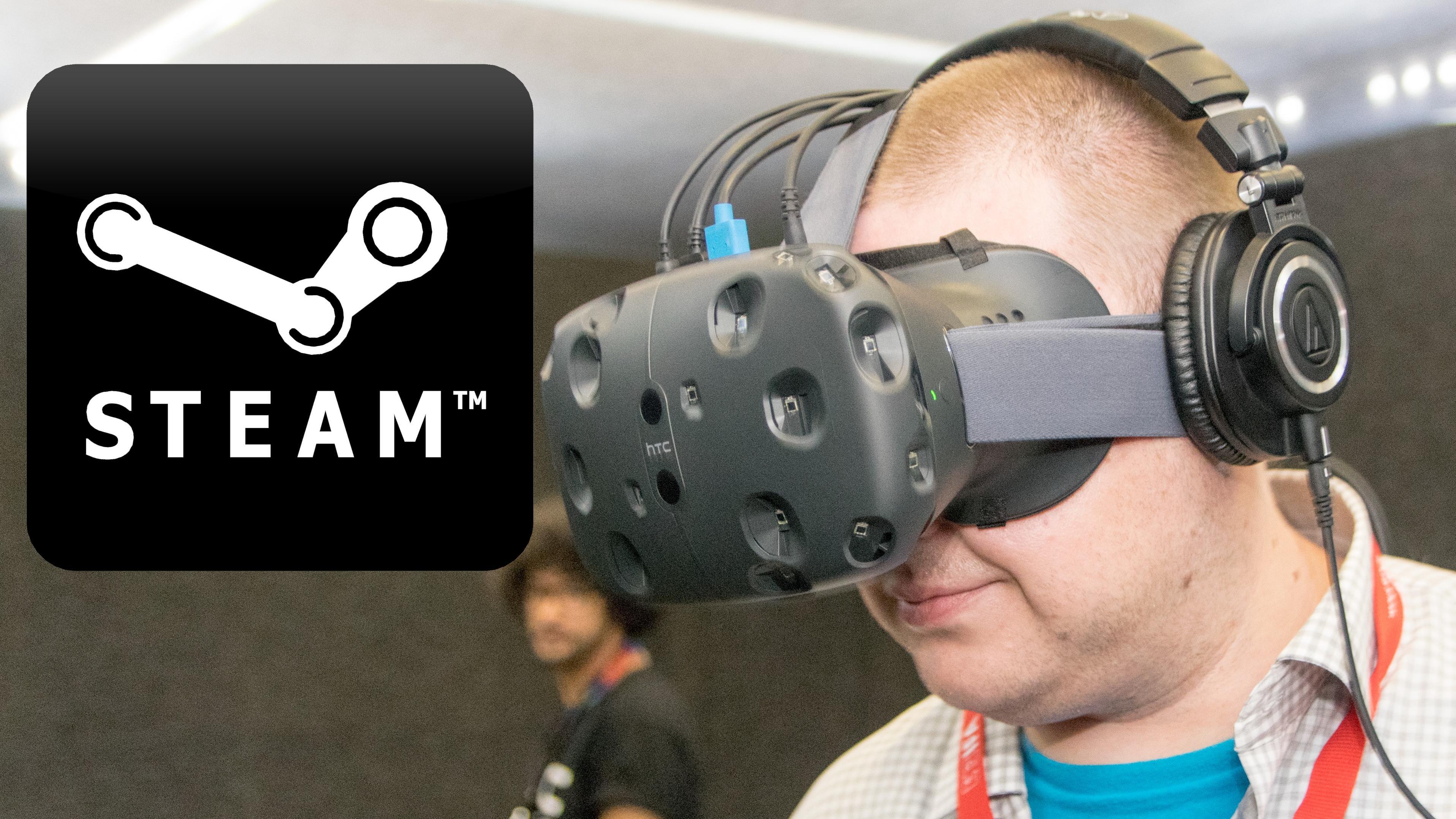 Nå blir det mulig å spille alle Steam-spill med VR-briller