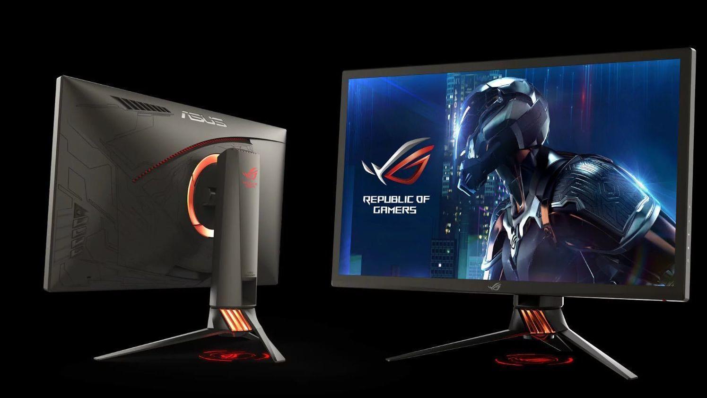 Endelig er Asus' lynraske spillskjerm klar for salg