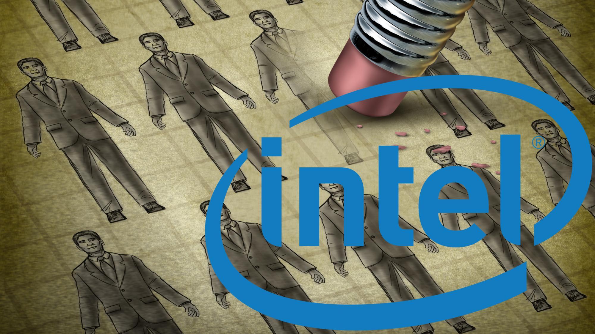 Intel kutter tusenvis av stillinger
