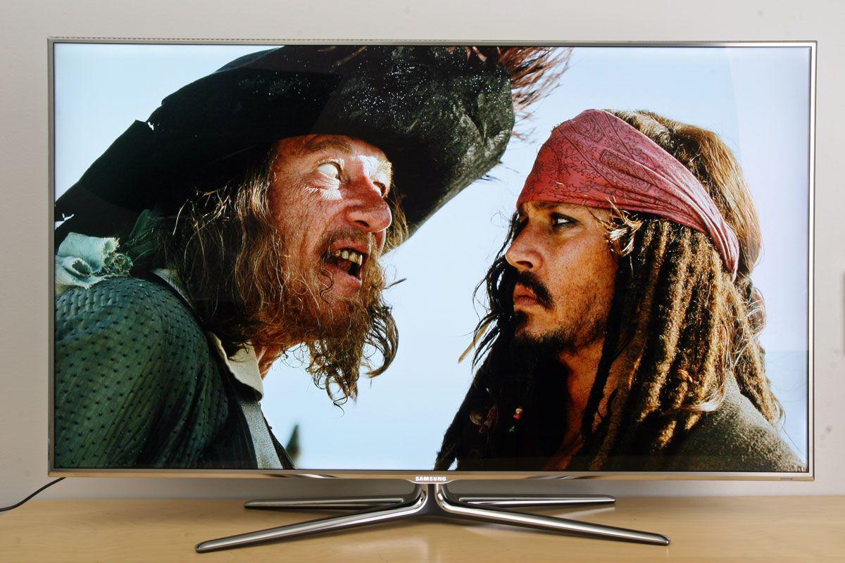 Samsung UE55D8005 fra 2011 mister Netflix-støtten.