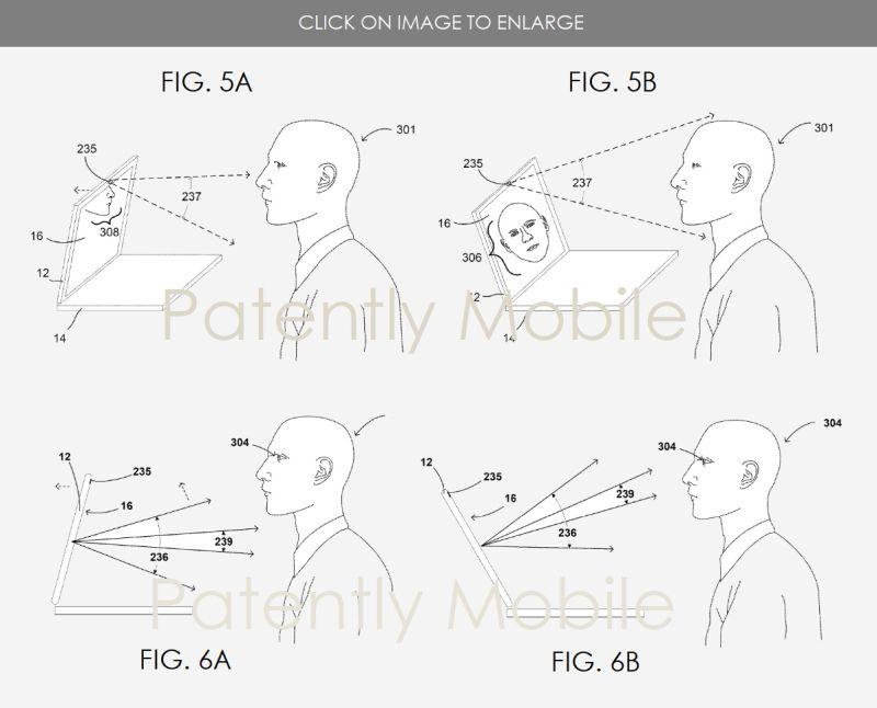 Illustrasjonsbilde fra patentdokumentet. Bilde: Patently Mobile