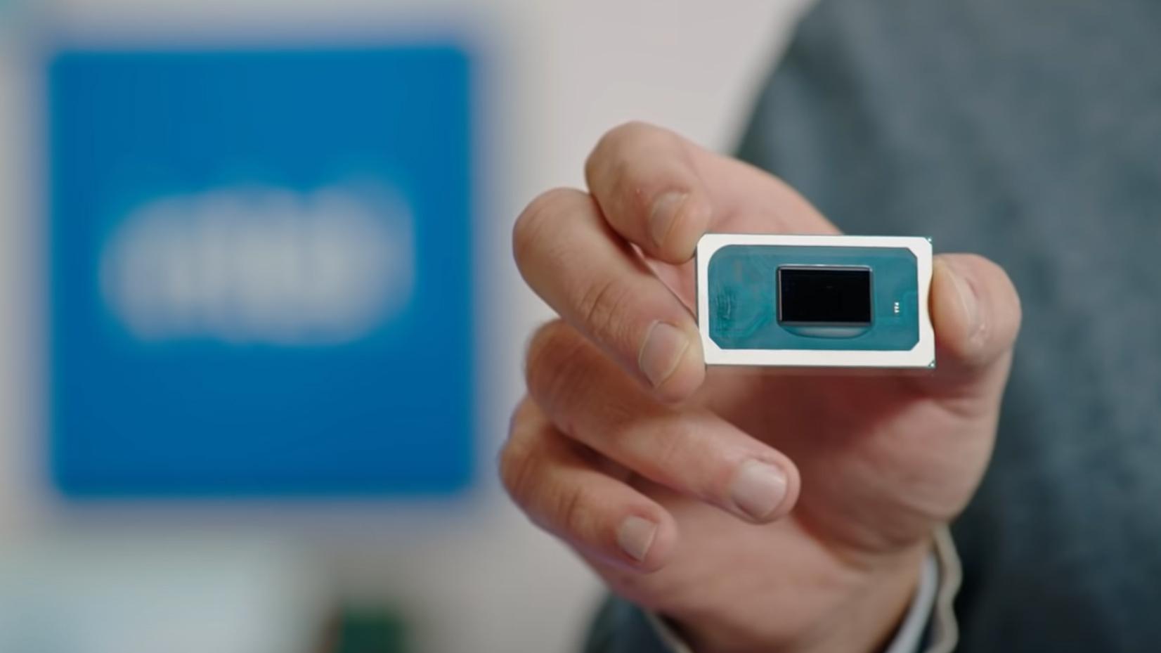 En av Intels prosessorer for bærbare. Mye har skjedd på området de siste to-tre årene både når det kommer til ytelse og effektivitet. De siste generasjonene til Intel, AMD og Apple er alle gode. De enste nye prosessorene du bør holde deg unna er Intels Celeron- og Pentium-prosessorer.
