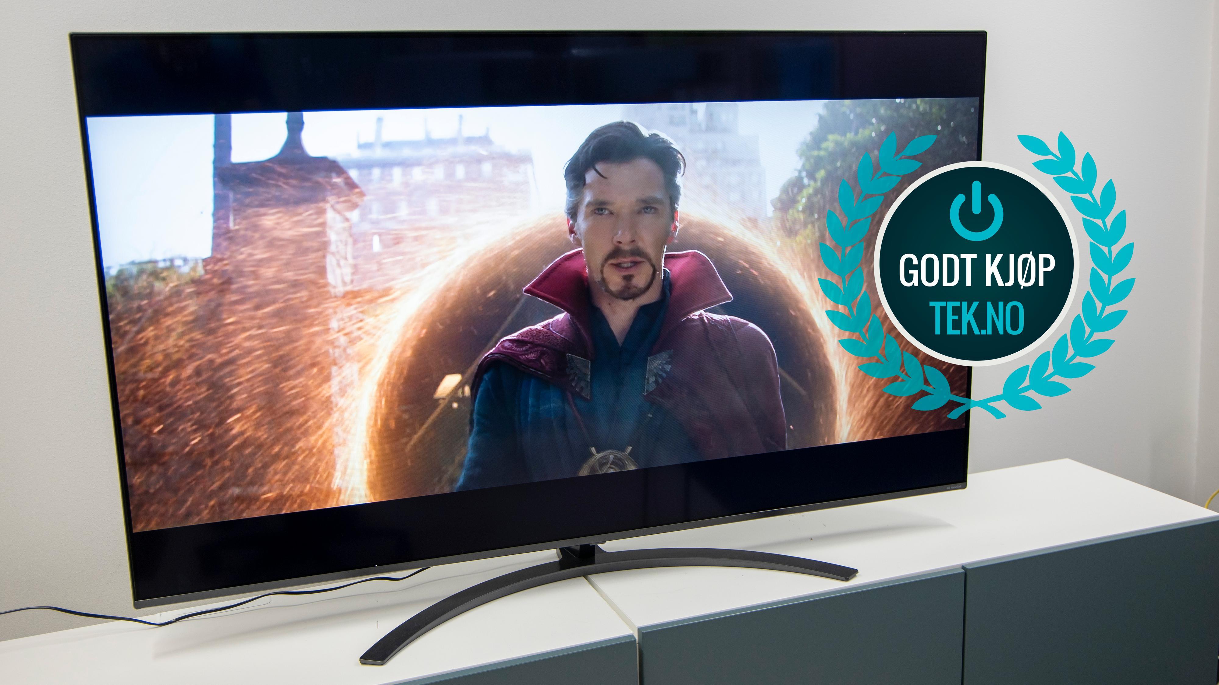 LG er TV-en som gir deg mest for pengene