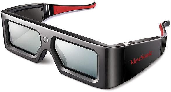Viewsonics 3D-briller, PGD150