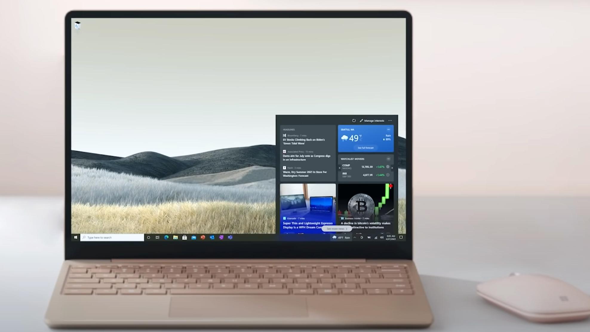 Se den nye Windows-funksjonen