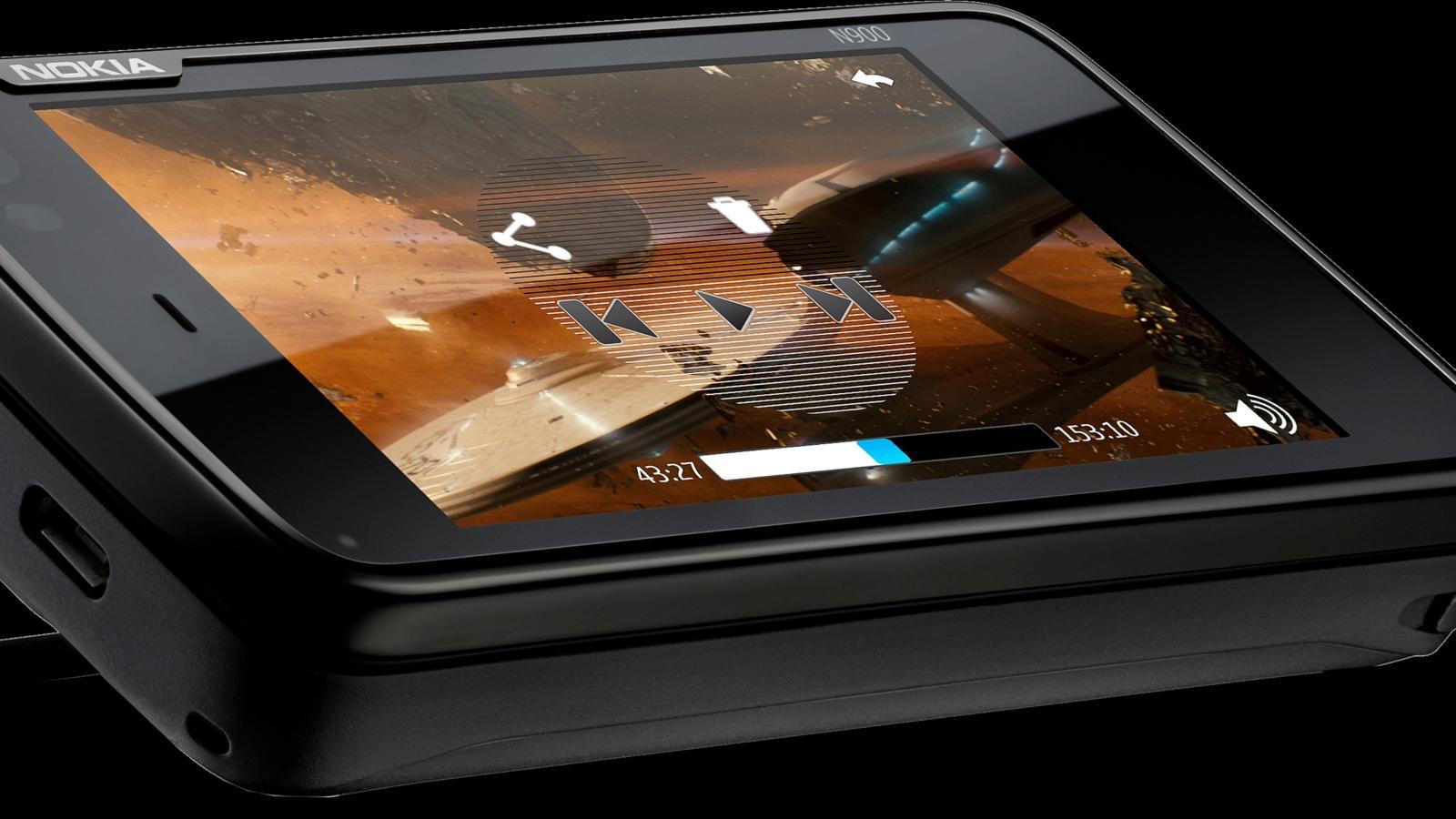 N950 kan bli Nokias første MeeGo-mobil