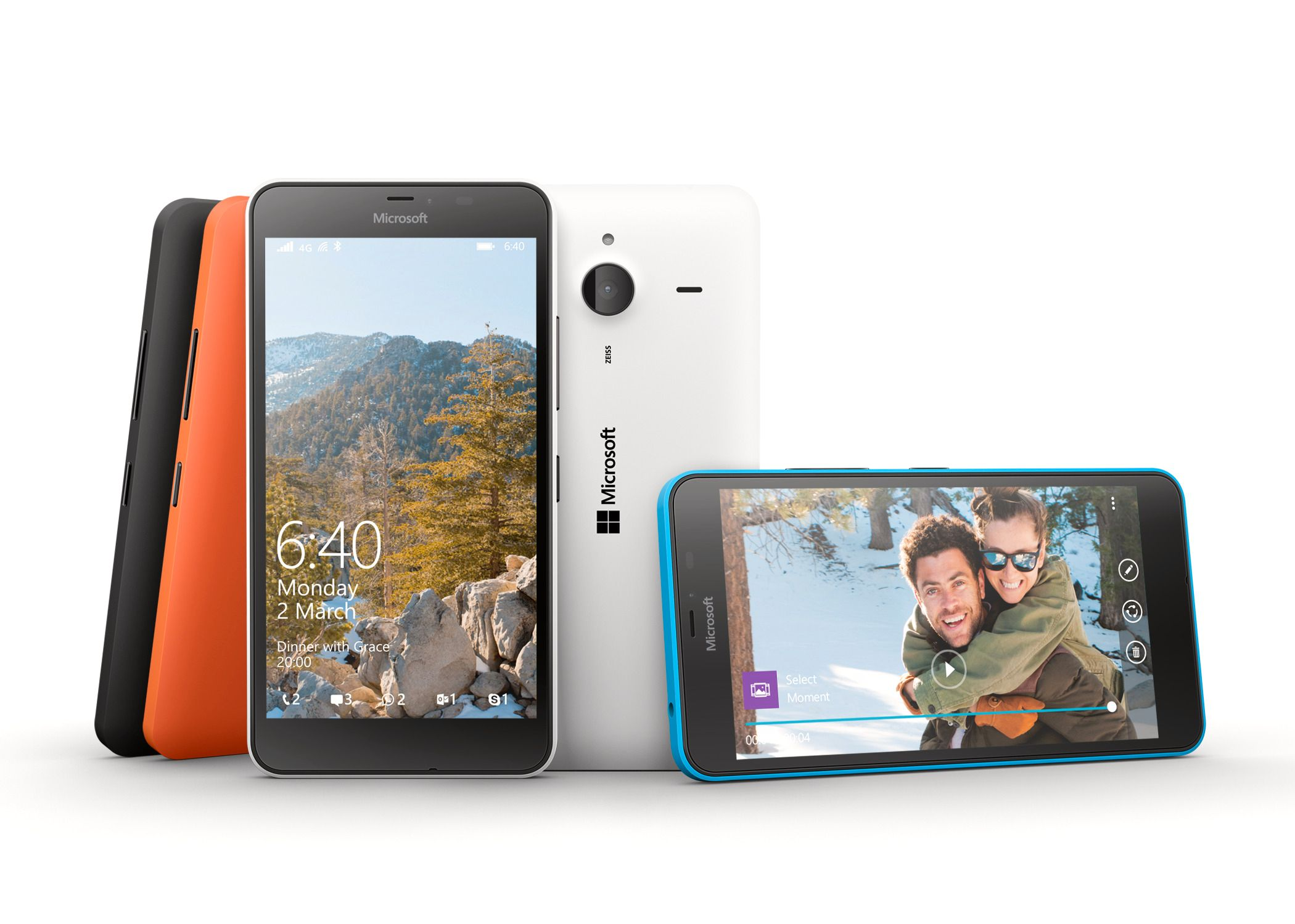 Lumia 640 XL. Foto: Microsoft