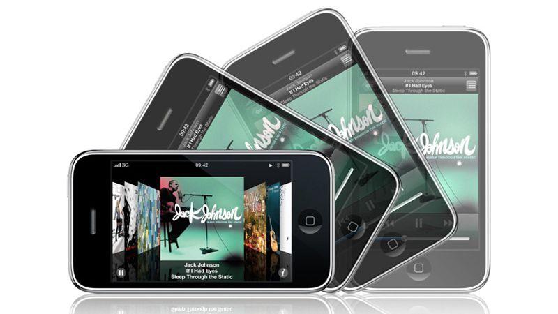 Iphone 3GS er i salg