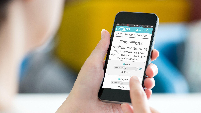 Disse mobilabonnementene gir deg mest for pengene