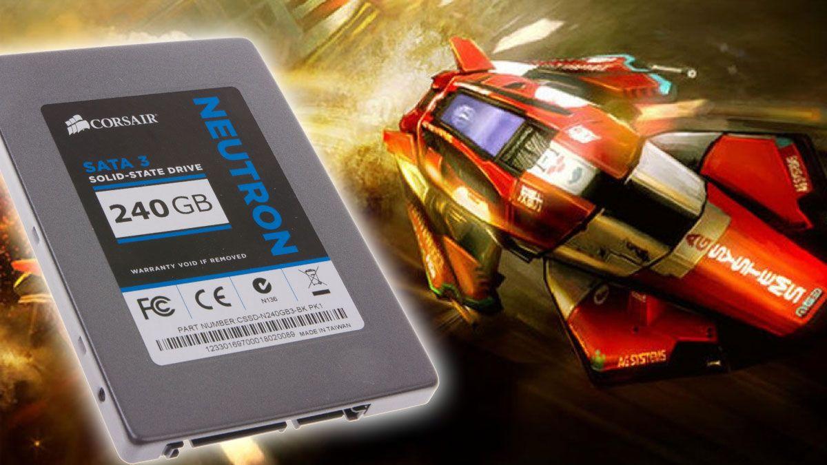 Corsair Neutron 240 GB