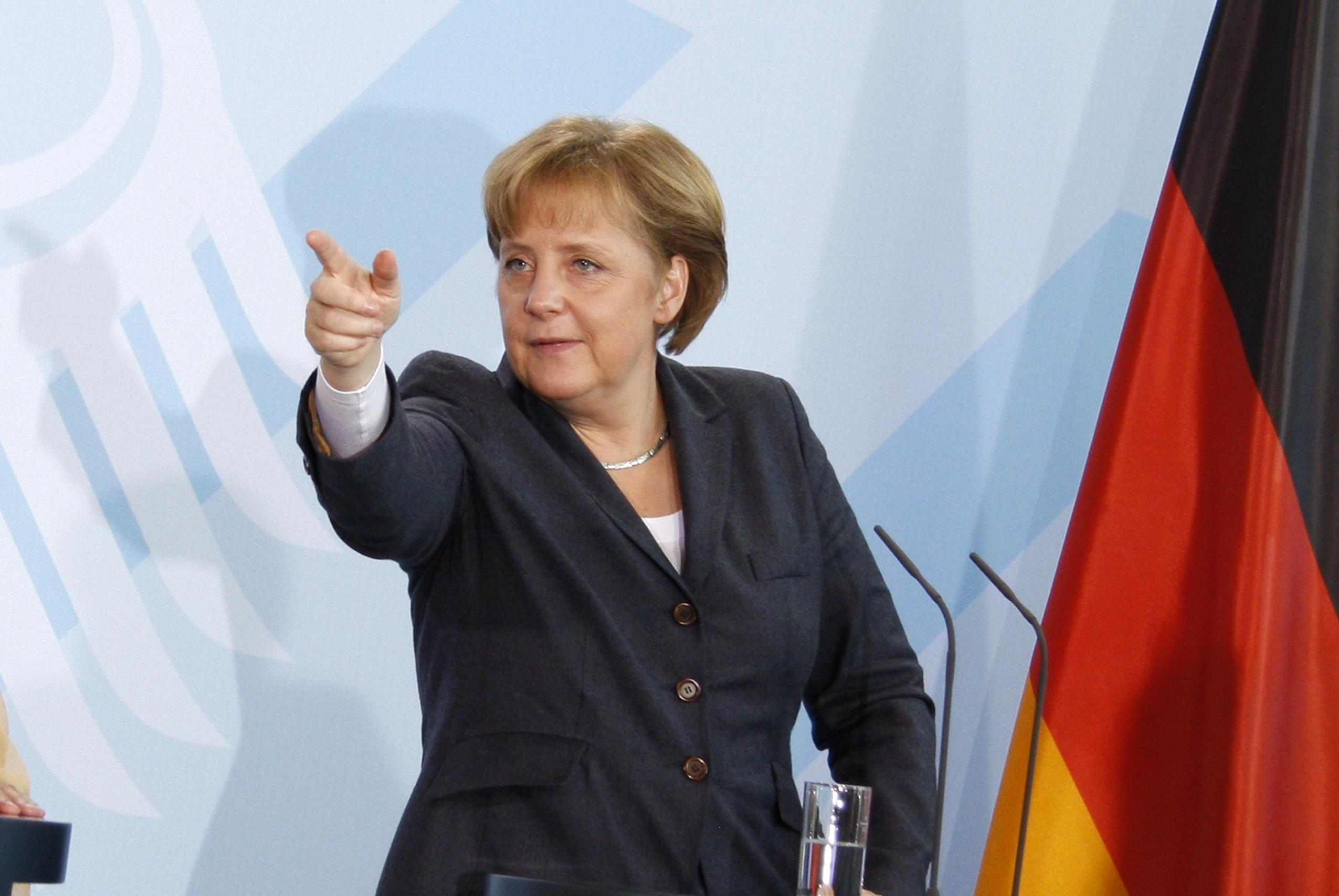 Tysklands forbundskansler Angela Merkel skal få avlyttingssikker telefon etter Snowden-avsløringene.Foto: 360b / Shutterstock.com