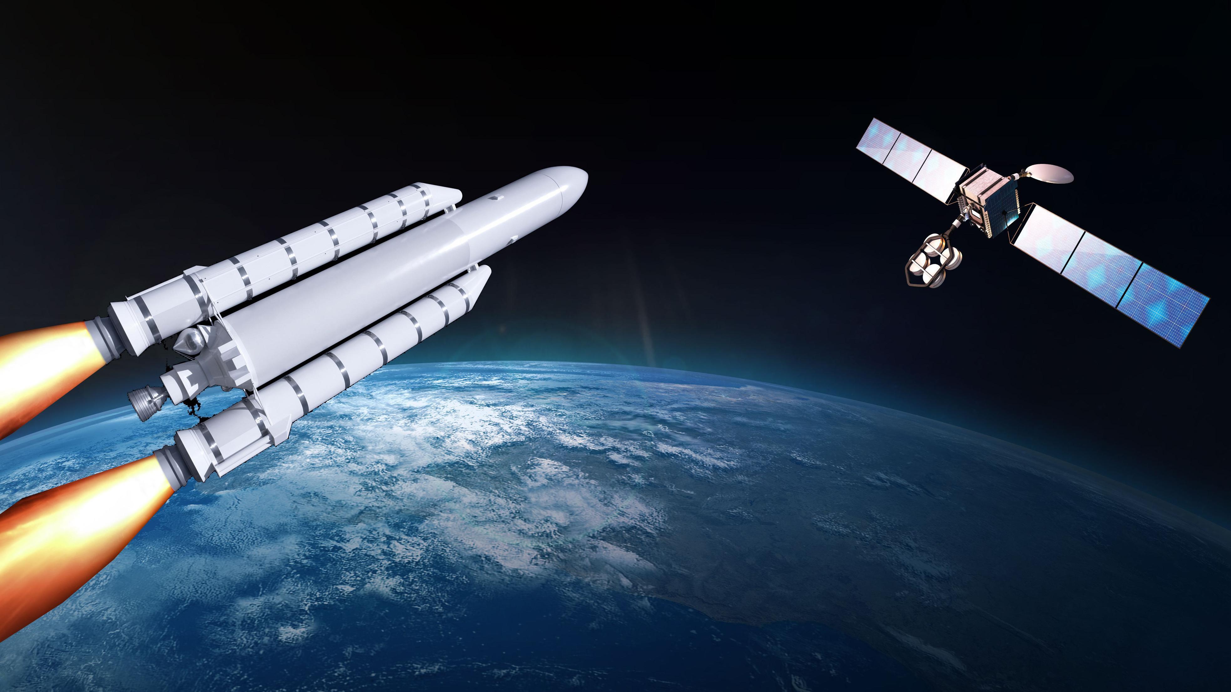 Vellykket oppskytning for Telenors nye Thor 7-satellitt