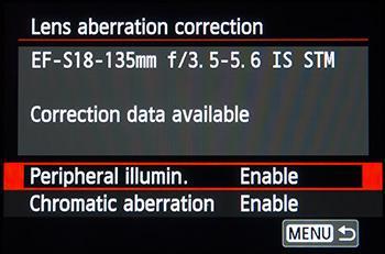Korreksjon av optiskse feil