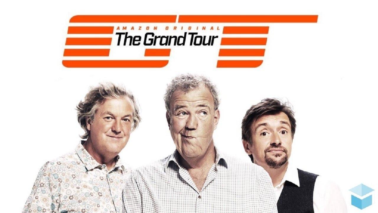 I desember kan du strømme The Grand Tour via Amazon