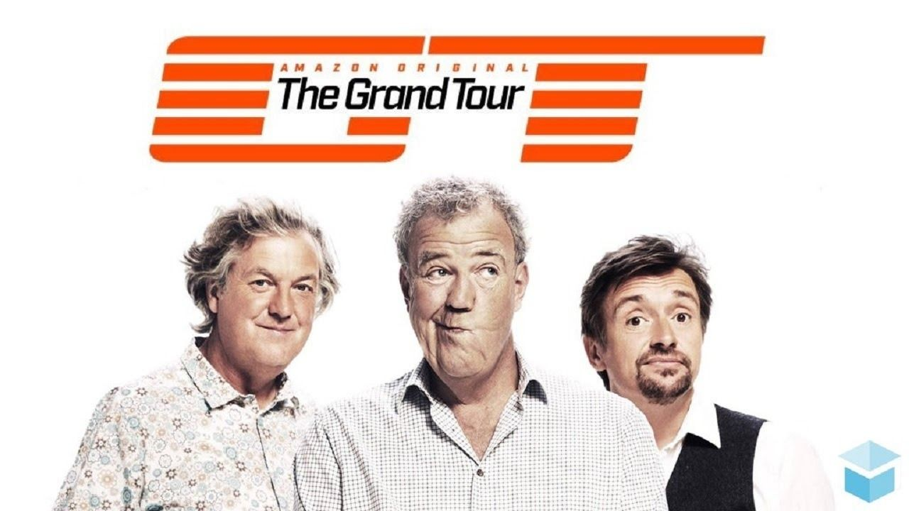 I desember kan du strømme The Grand Tour via Amazon