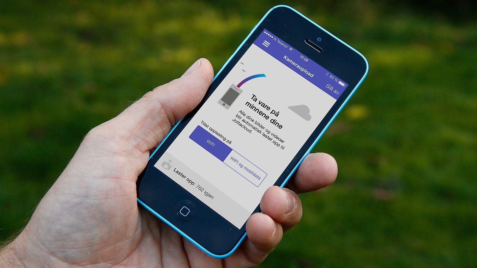 Norsk Dropbox-alternativ får automatisk bildebackup