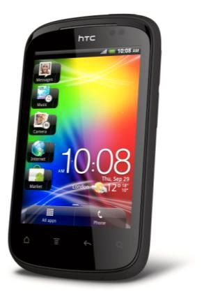 HTC Explorer skal være en ny rimelig Android-telefon med utskiftbare deksler.