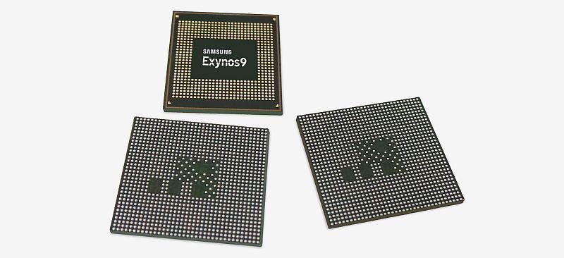 Disse Exynos 9810-systembrikkene kan bli å finne i Galaxy S9.