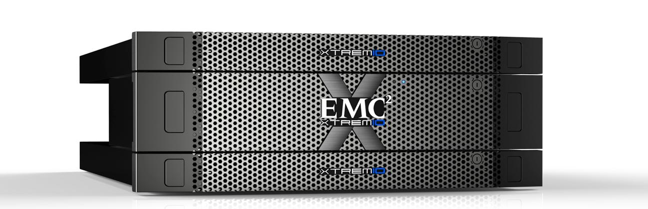 En av SSD-boksene til XtremIO.Foto: XtremIO