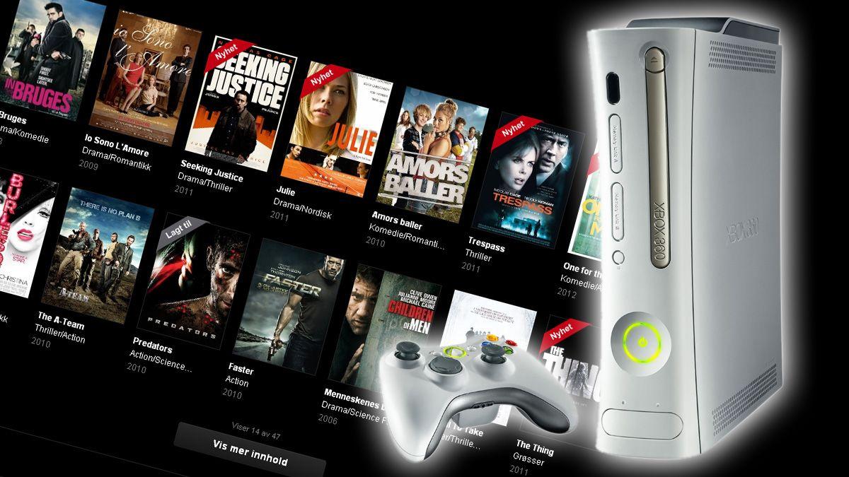 Viaplay til Xbox 360