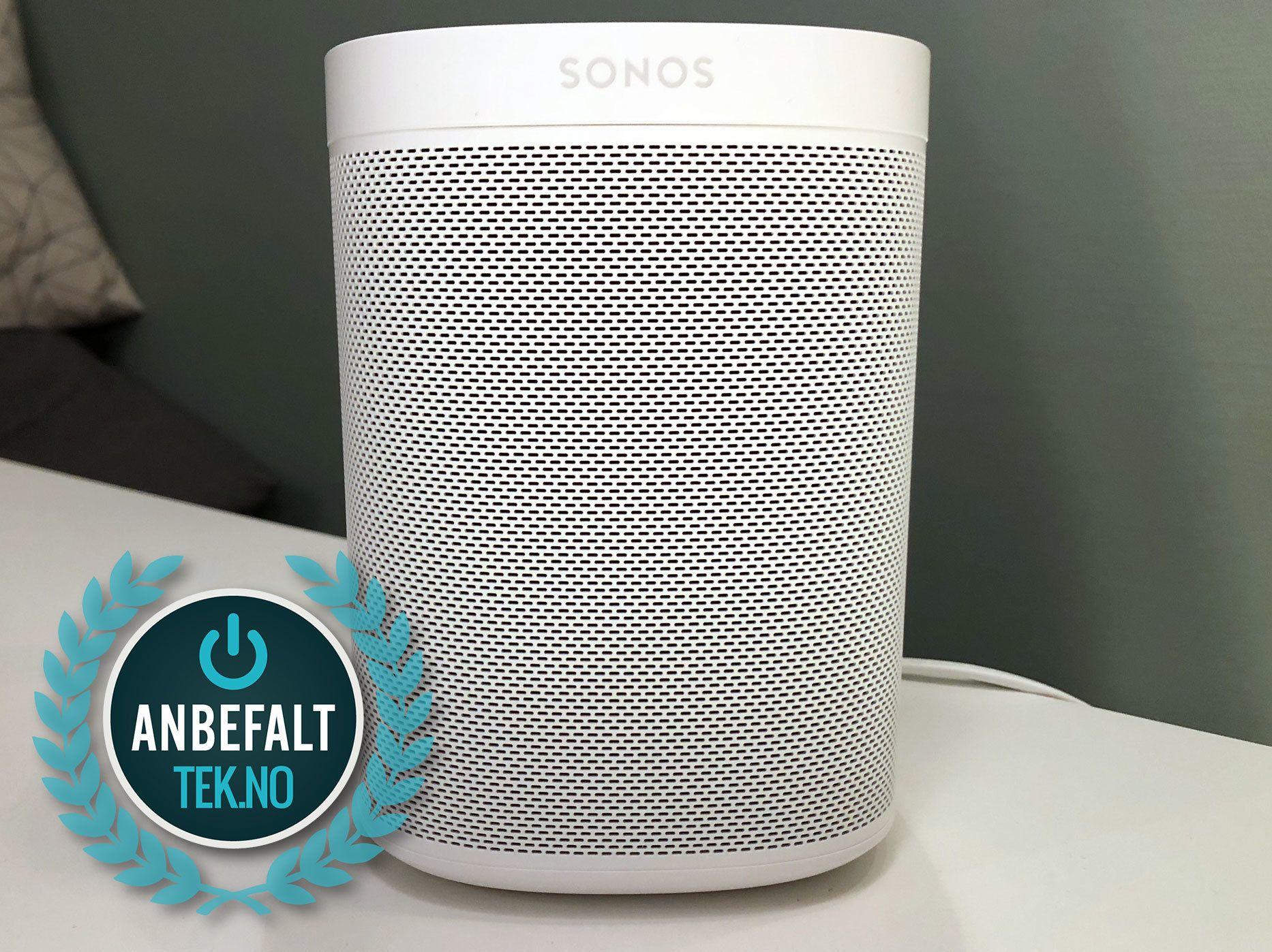Til tross for mangel på stemmestyring er det en utrolig god høyttaler, og i framtiden blir den enda bedre.