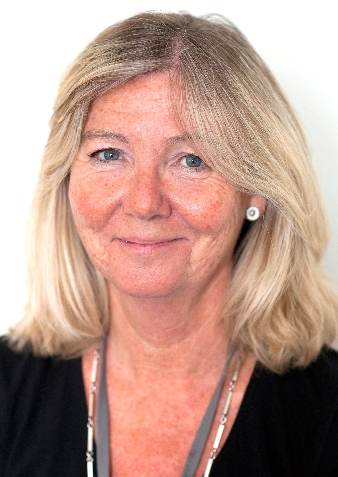 Lena Marions, docent i obstetrik och gynekologi på Karolinska institutet.
