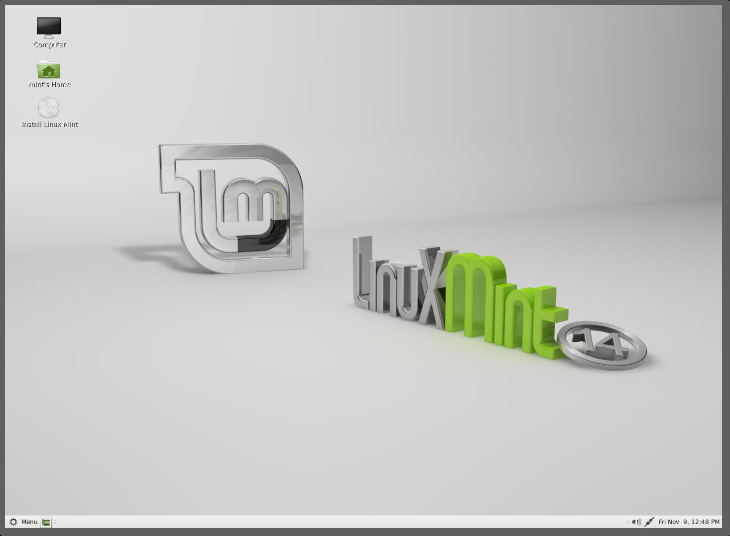 Mate-skallet av Linux Mint.Foto: Linux Mint