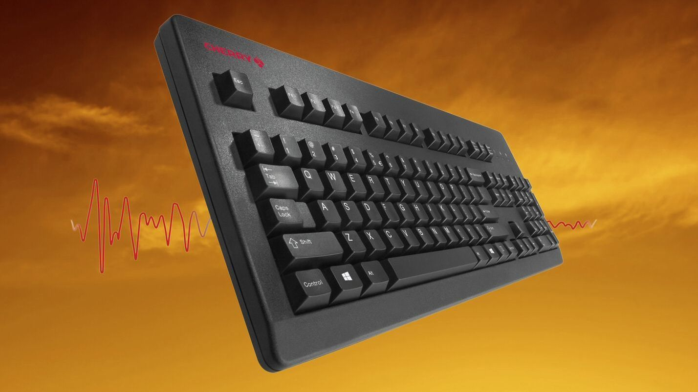 Cherry har utviklet et mekanisk tastatur som ikke støyer