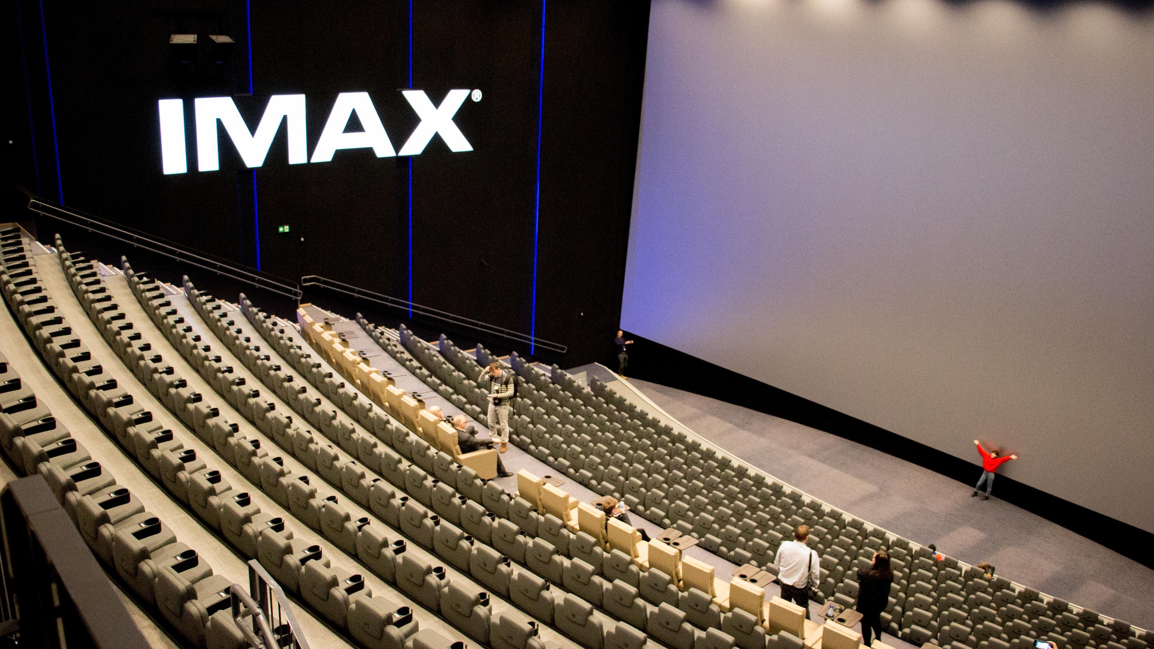 Vi har vært på Norges eneste IMAX-kino