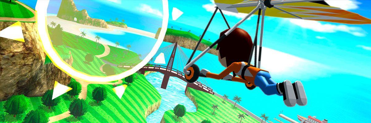 Pilotwings Resort - Lær å fly i 3D