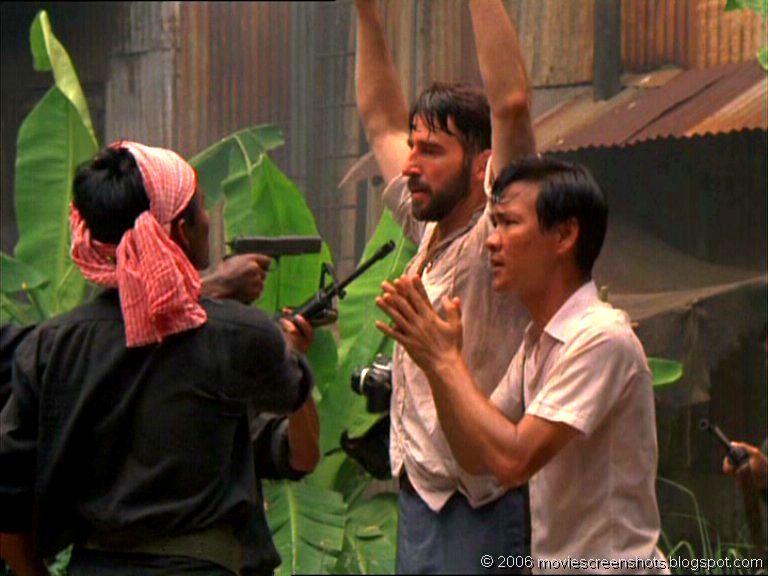 Dith Pran sørget for at hans venn og kollega Sydney Schanberg kom seg helskinnet ut av Kambodsja.