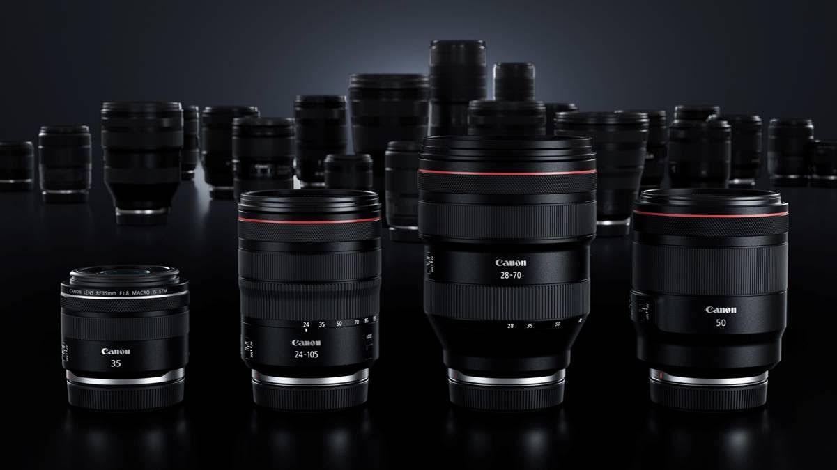 Nøyaktig hvilke RF-objektiver som er på vei vet vi ikke, men Canon hinter om at det skal bli en del av dem etter hvert.