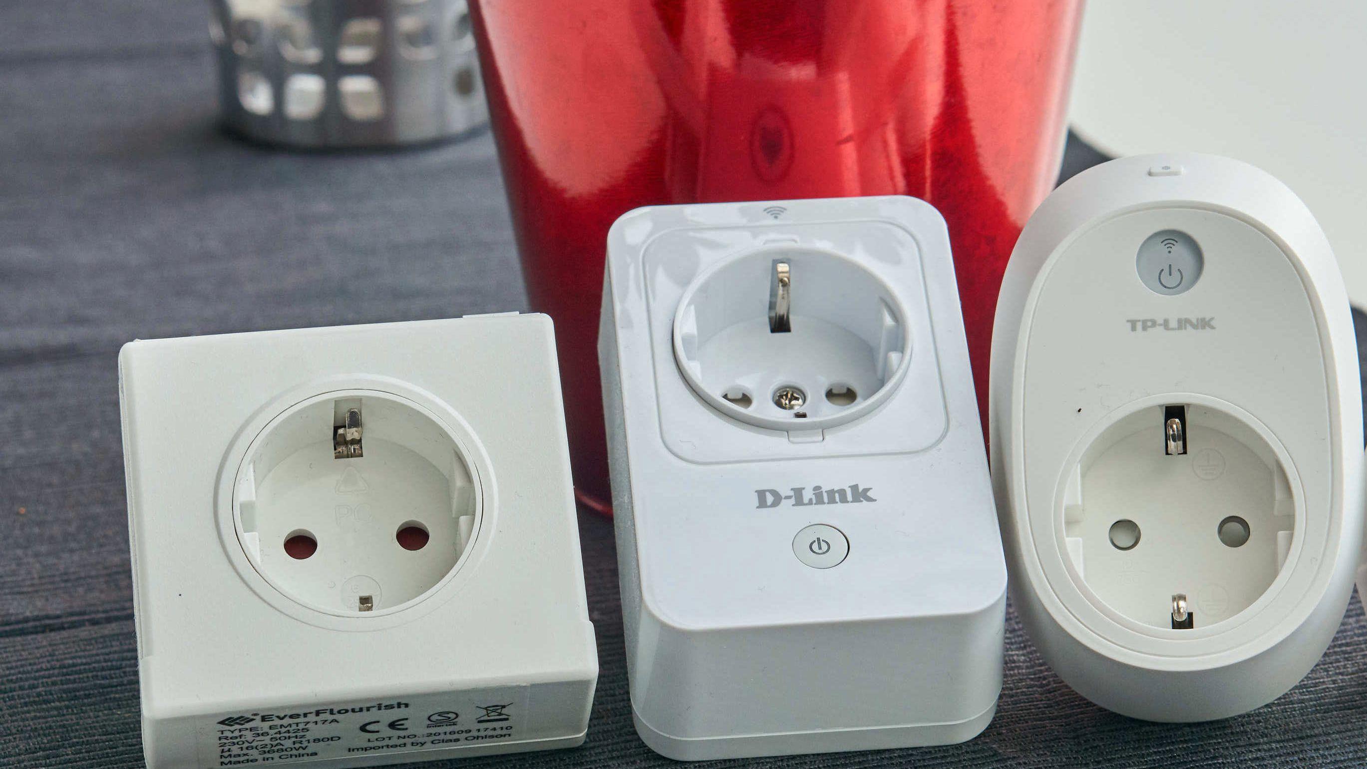 Smarte strømplugger