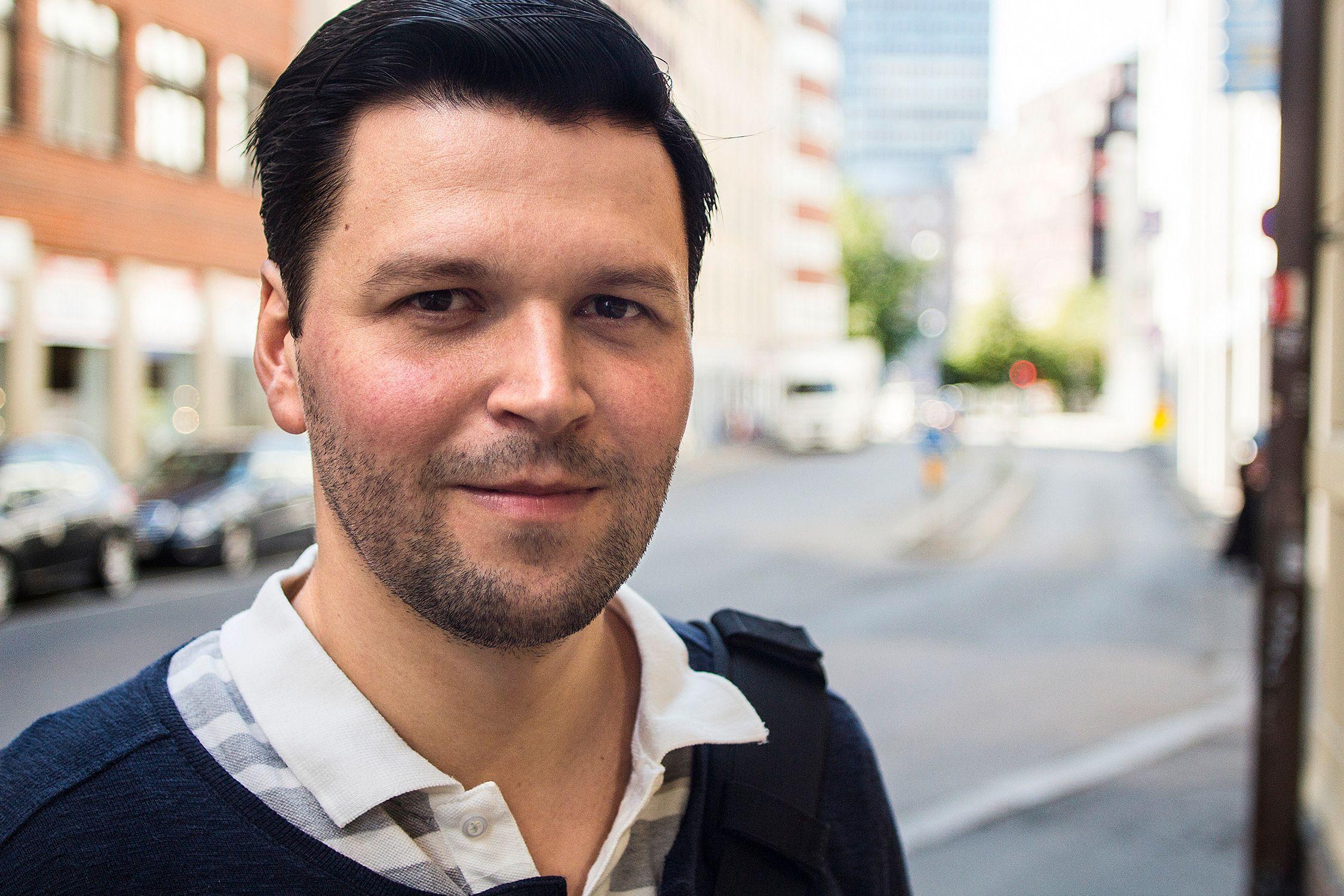 Fredrik Tveit fra Nettbureau mener det offentlige kan gjøre en vel så god jobb som premissleverandør.