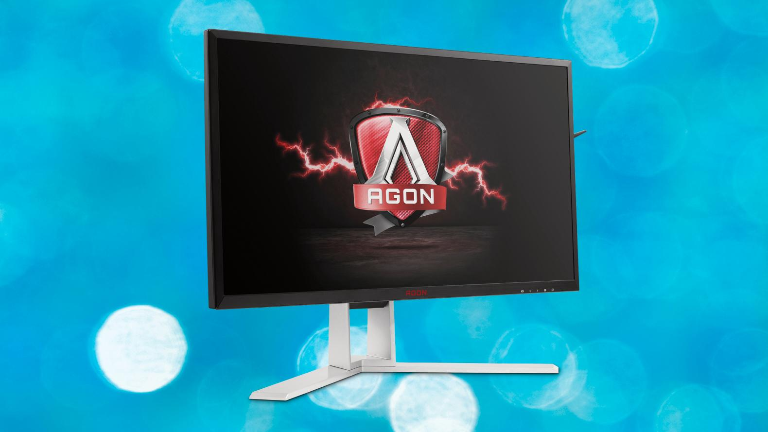 Nå har AOC lansert sin første 4K-skjerm for spillerne