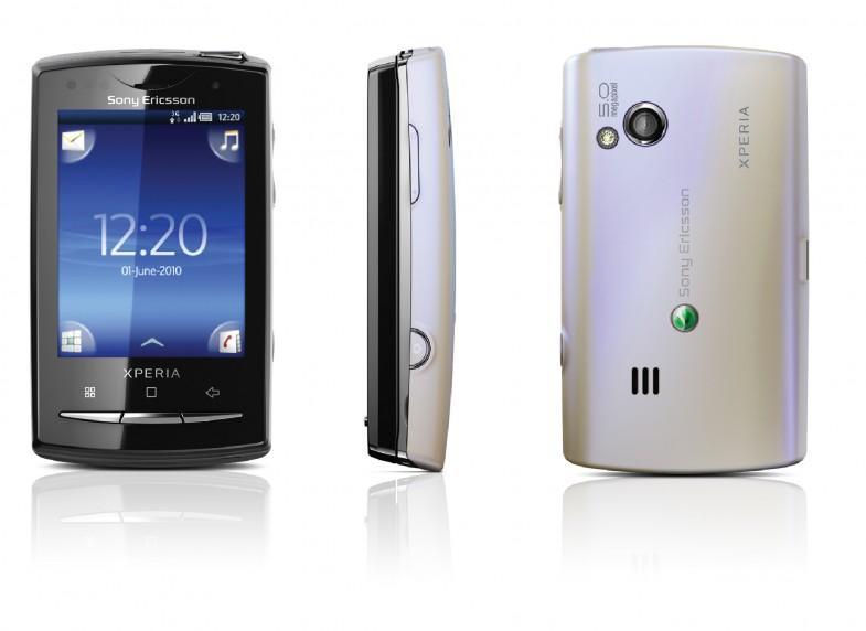 Hansen ledet utviklingen av desigspråket for Xperia-telefonene.