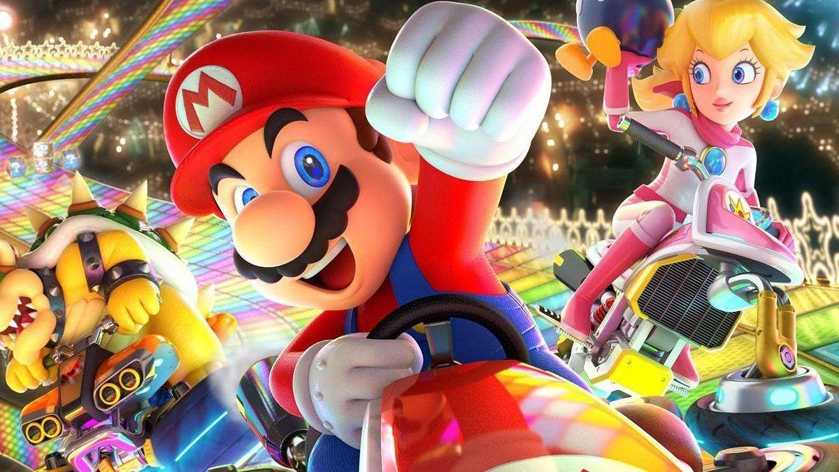Mario Kart kommer til mobilen