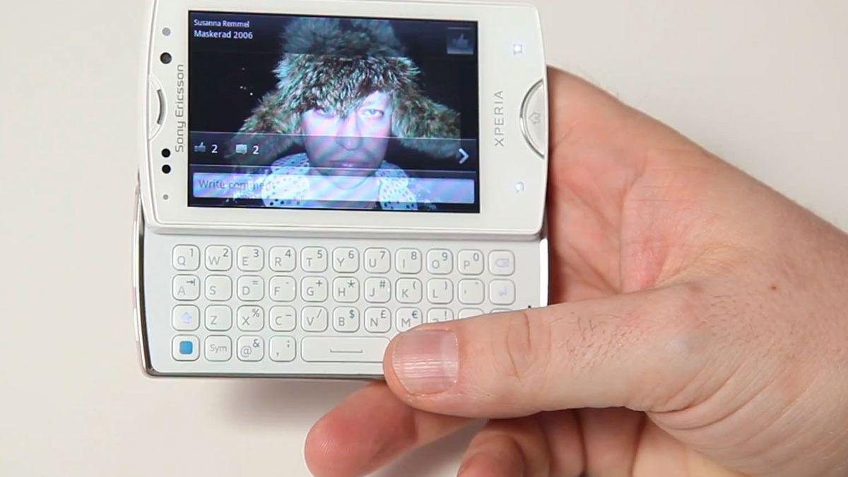 Sony Ericsson Xperia Mini Pro
