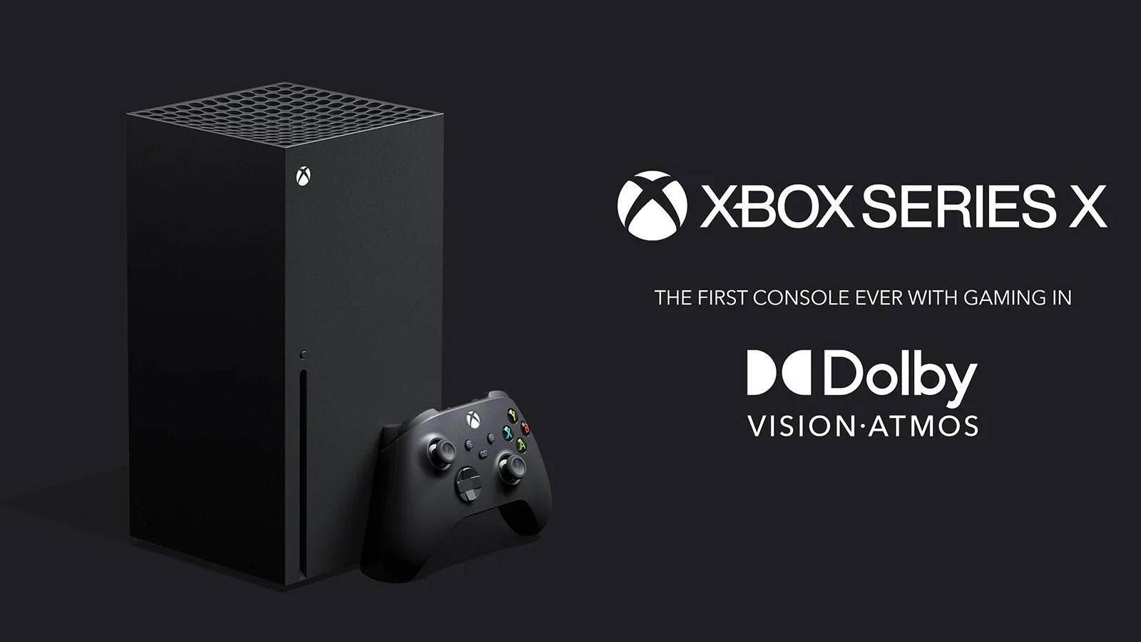 Xbox Series X/S blir første konsoll med Dolby Vision