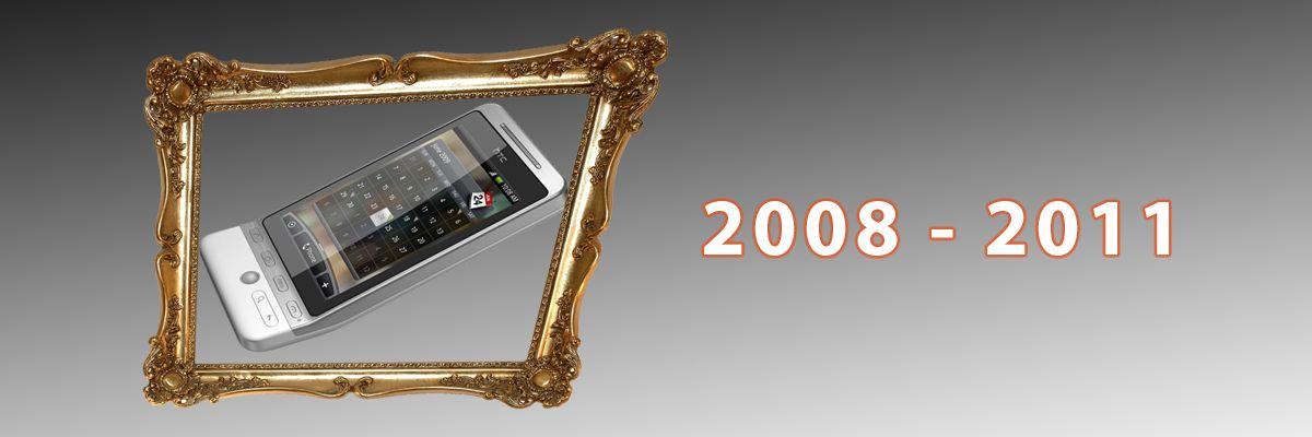 Tiårets viktigste mobiltelefoner