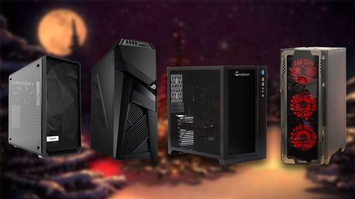 På tide å sjekke hvem som har månedens beste PC-tilbud: Dette er kandidatene